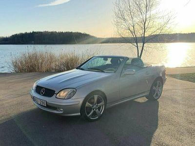 begagnad Mercedes SLK230 K