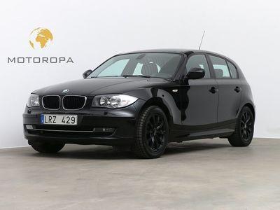 begagnad BMW 116 i 5D Comfort 122hk 8858mil