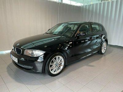 begagnad BMW 116 i 5-dörr Comfort 122hk