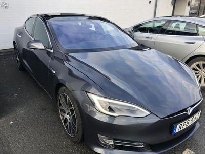 gebraucht Tesla Model S 75D LEASBAR -17