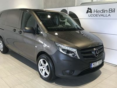 second-hand Mercedes Vito 119 4-MATIC