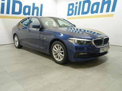 begagnad BMW 540 i xDrive Sedan Steptronic Sport line Euro 6 340hk