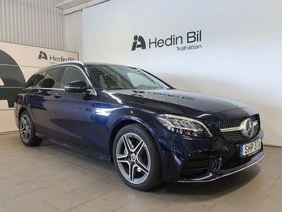 begagnad Mercedes C220 d 4MATC AMG-line DEMO