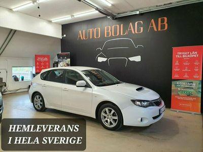 begagnad Subaru Impreza 2.0D-Active-NYBESIKTAD-DRAG-4WD-6VXL-150HK