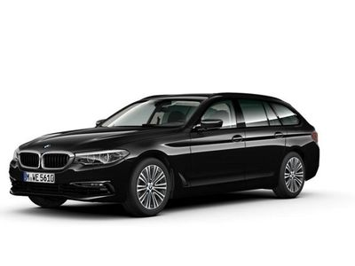 begagnad BMW 520 d Touring Sport Navi Komfortstol Värmare Drag