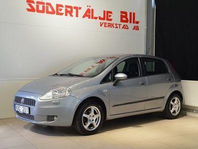 begagnad Fiat Punto Evo 5-dörrars 1.4 Dynamic 77hk