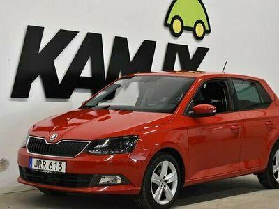 begagnad Skoda Fabia 1.2 TSI | Comfort Paket | S&V-Hjul | 2015, Halvkombi Pris 79 800 kr