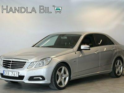 begagnad Mercedes E350 212CDI 4MATIC