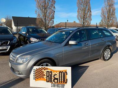 begagnad Mercedes C200 T CDI BE BlueEFFICIENCY Classic 136hk