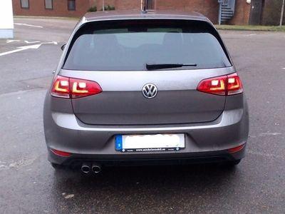begagnad VW Golf 1.4 TSI 150 GT