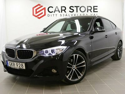 begagnad BMW 318 Gran Turismo d M Sport HiFi Euro 6 143hk