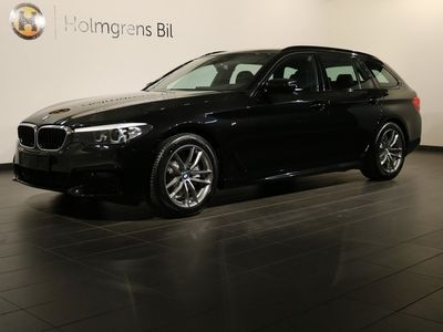 brugt BMW 520 d xDrive Touring M-Sport Värmare