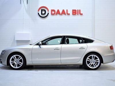 brugt Audi A5 2.0 190HK QUATTRO MOMS TAKLUCK S-LINE