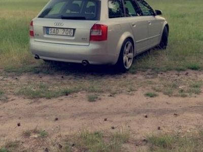 begagnad Audi A4 1.8t quattro b6
