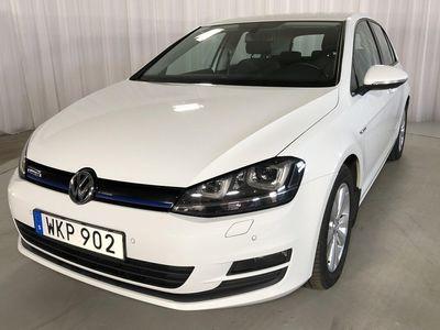 begagnad VW Golf VII 1.6 TDI BlueMotion 5dr (110hk)