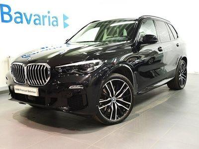 begagnad BMW X5 xDrive 40i M Sport Innovation Travel Winter INKL V-HJUL