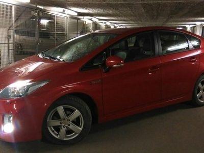 begagnad Toyota Prius skin, navi -09