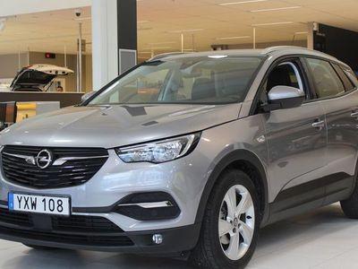 begagnad Opel Grandland X ENJOY 5-DÖRRAR 1.6 120HK START/STOP (A
