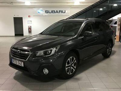 begagnad Subaru Outback Ridge Vinterhjul ingår!