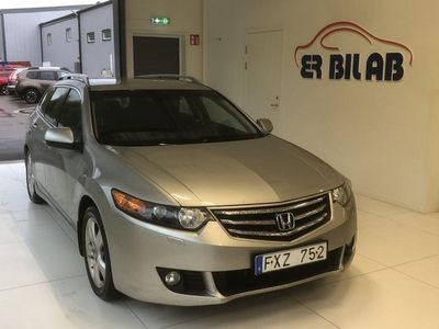 begagnad Honda Accord 2,2 Elegance Tourer