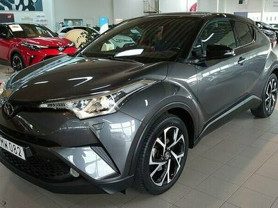 begagnad Toyota C-HR 1,2T M/D S AWD STYLE JBL DRAG