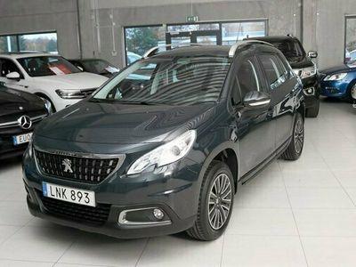 begagnad Peugeot 2008 1.2 VTi Euro 6 2017, SUV 99 900 kr