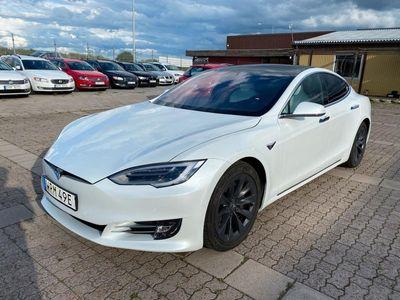 begagnad Tesla Model S 100D L-RANGE PANORAMA A-PILOT