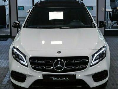begagnad Mercedes 200 GLA BenzAMG NIGHT NAVI KAMERA PANORAMA 1 2019, Halvkombi Pris 309 000 kr