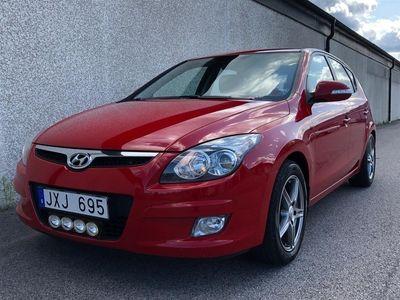 begagnad Hyundai i30 5D 1.6 CRDi M6 e-Sense