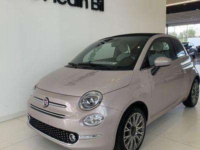 begagnad Fiat 500C Star 1.2 69hk Serie 7