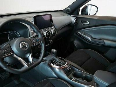 begagnad Nissan Juke DIG-T 117 DCT N-Connecta Tech Pack DCT + Navi + 2-Tone