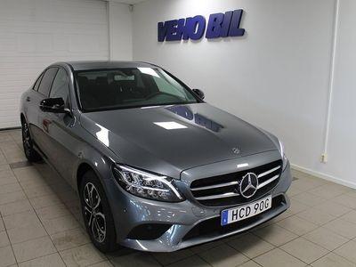 brugt Mercedes 200 C-Klass4-Matic Sedan Avantgarde