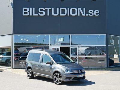 brugt VW Caddy Life 2.0 TDI,4M,DSG,EU6 -17