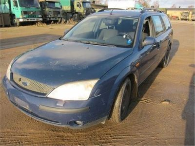 used Ford Mondeo 2.0 TDCI