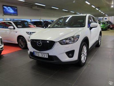 begagnad Mazda CX-5 2.0 SPORT AWD 160HK / AUT / SKINN / GPS