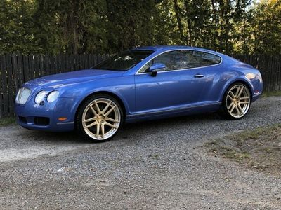begagnad Bentley Continental GT finans 700kr/mån