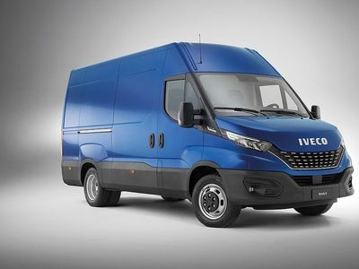 begagnad Iveco Daily 5,0 ton 12m3, 180hk, 8-stegs aut
