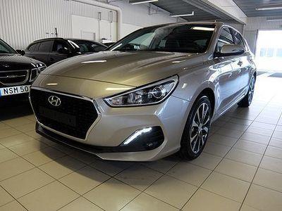 begagnad Hyundai i30 5d 1.4T/140hk Limited Edition DCT7