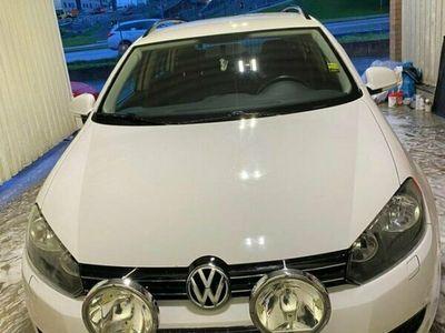 begagnad VW Golf Variant 1.6 TDI 4Motion Style