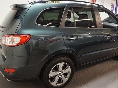 begagnad Hyundai Santa Fe 2.2 CRDi-R Premium (197hk)
