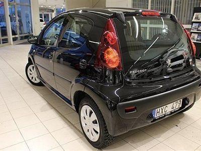 gebraucht Peugeot 107 Active+ 1,0 VTi 68hk 5D - MOTORVÄRMARE