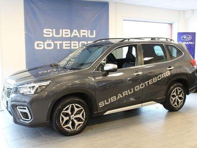 begagnad Subaru Forester 2.0i e-Boxer Ridge *Demobil*