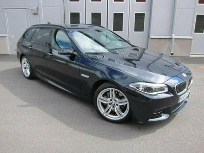 begagnad BMW 535 D X-Drive M-Sport Välutrustad Euro6