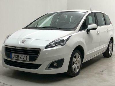 begagnad Peugeot 5008 BlueHDi (120hk)
