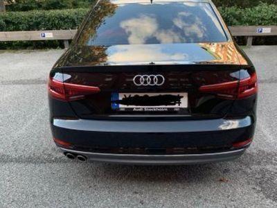 begagnad Audi A4 2.0 TDI Quattro proline sport -18