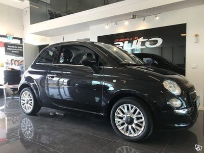 second-hand Fiat 500 1.2 Lounge Panorama Euro 6 69hk -15