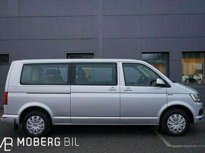 begagnad VW Caravelle 2.0 TDI 150hk Comfortline 9-sits Drag