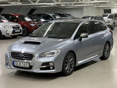 begagnad Subaru Levorg 1.6 4WD GT-N V-HJUL 170hk