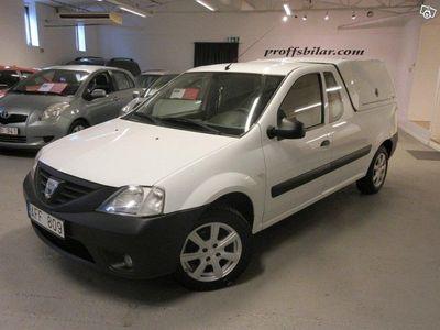 begagnad Dacia Logan Pickup LSDCi -Kåpa -En ägare -10
