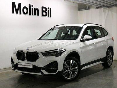 begagnad BMW X1 xDrive20d Sportline / Navigation / Dra